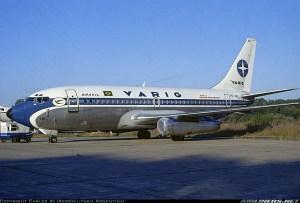 Boeing 737 200 da VARIG