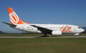 Boeing 737 700 da Gol