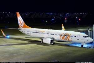 Boeing-737-800, foto: Leandro Luiz