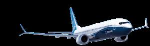 Boeing 737 MAX, cortesia Boeing.