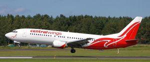 Boeing_737-400, foto: Łukasz Golowanow
