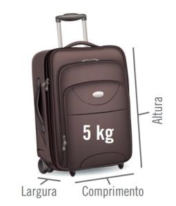Dicas de bagagem,foto:reprodução