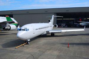 Boeng 727-100,Foto:Internet
