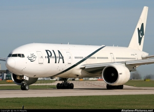Boeing 77,7 da Pia,foto:Kevin Murphy