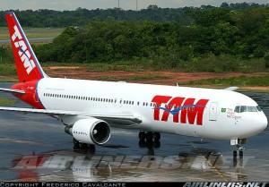 Boeing 767-foto Frederico Cavalcante