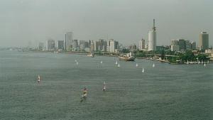 Cidade de Lagos,foto:Benji Robertson