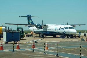 ATR72 da Azul,foto de:Mario Roberto Duran Ortiz