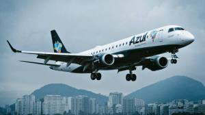 """Azul Linhas Aéreas: """"é uma boa ideia que faz muito sentido para os dois lados"""", diz analista-foto:site exame"""