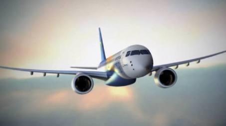 E195-E2, da Embraer: acordo envolve ainda direitos de compra para 20 jatos adicionais do mesmo modelo