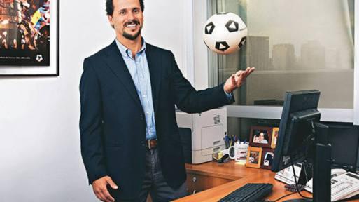 """Fernando Pinto, presidente da TAP, que foi vendida para o Grupo Gateway: """"teremos novas ideias, sangue novo e uma visão estratégica muito importante"""" Foto: Marcelo Spatafora"""